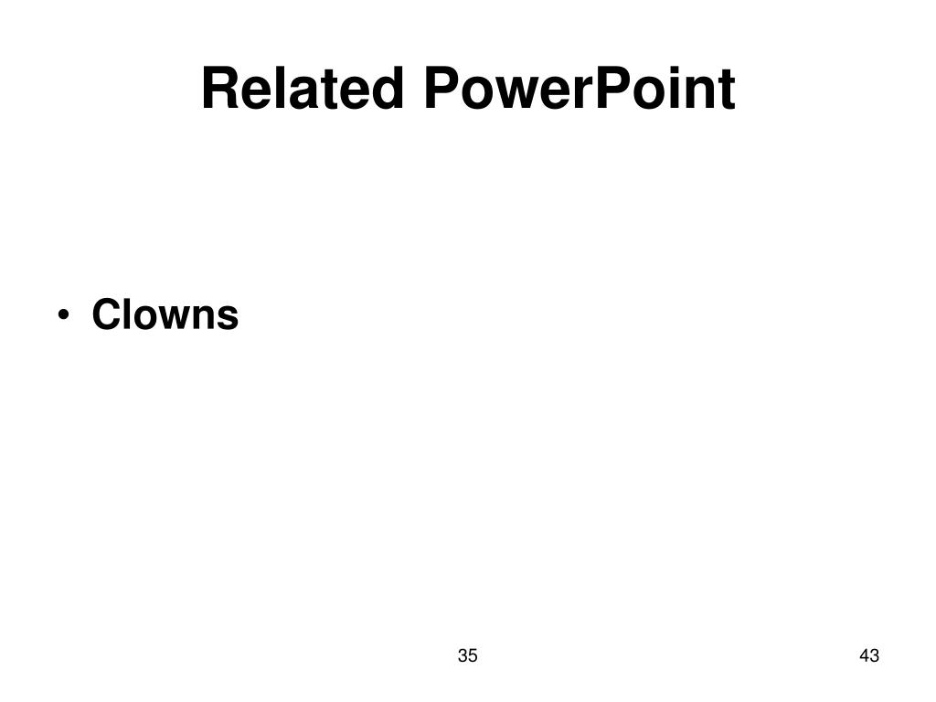 Related PowerPoint