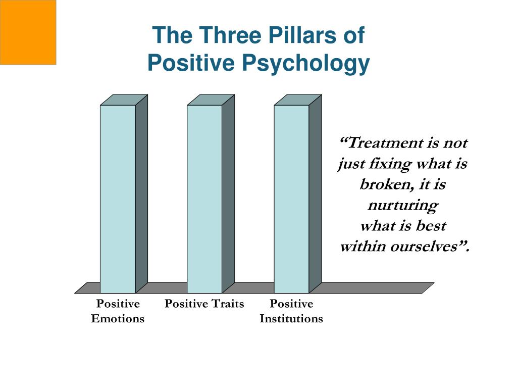 The Three Pillars of