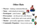 other hats25