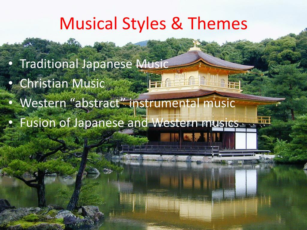 Musical Styles & Themes