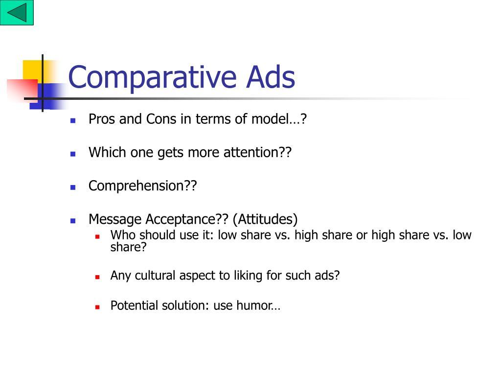 Comparative Ads