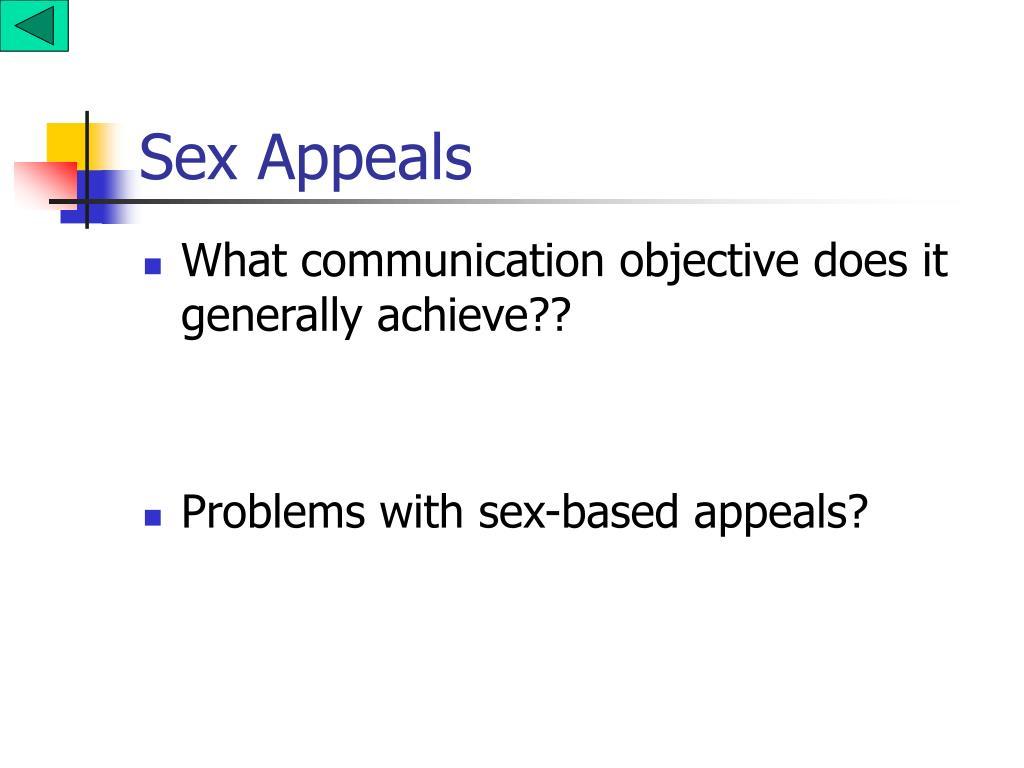 Sex Appeals