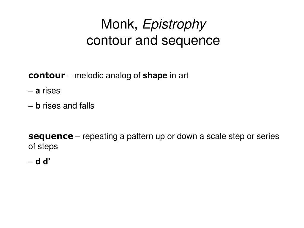 Monk,
