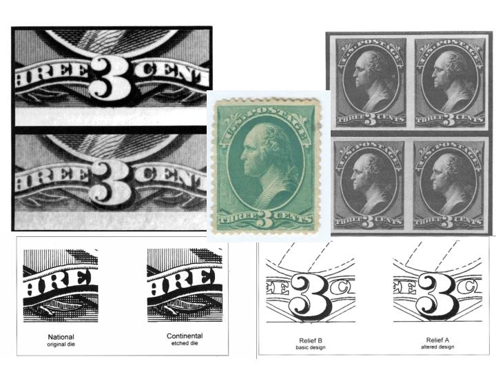 Papermaking ink chemistry and printability of united states three cent bank note