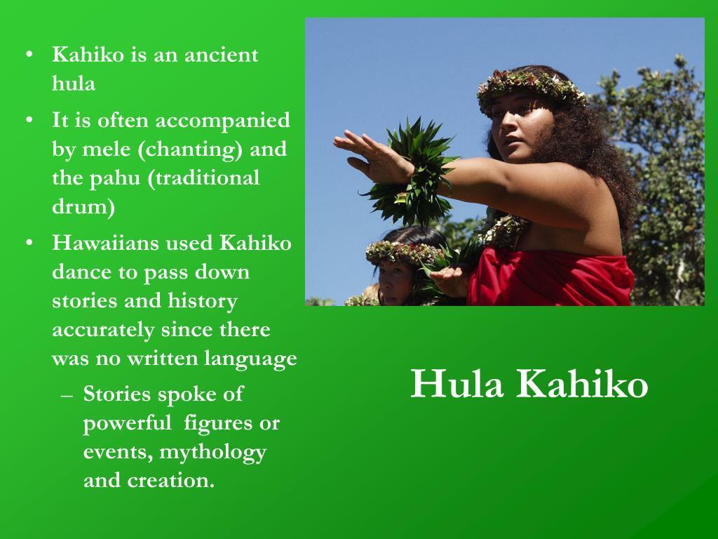 Hula Kahiko