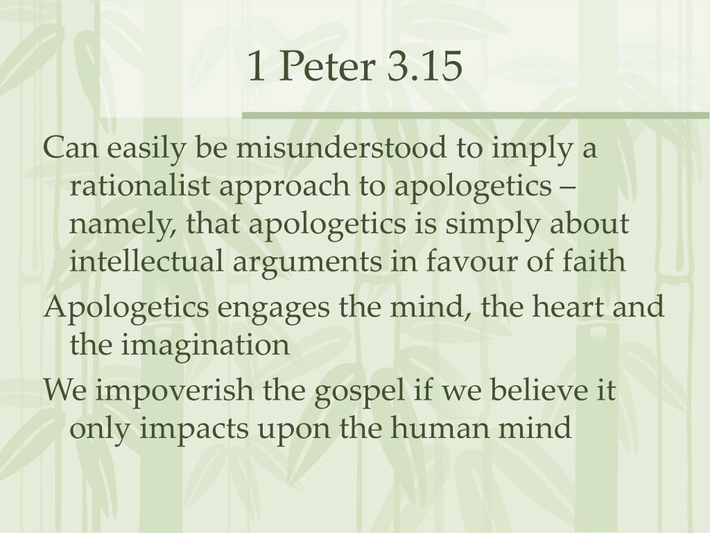 1 Peter 3.15