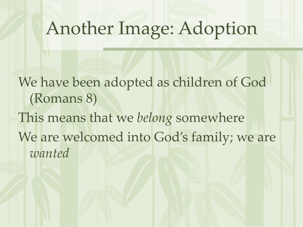 Another Image: Adoption