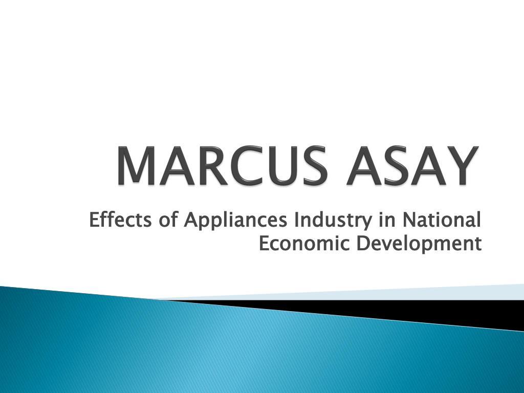 MARCUS ASAY