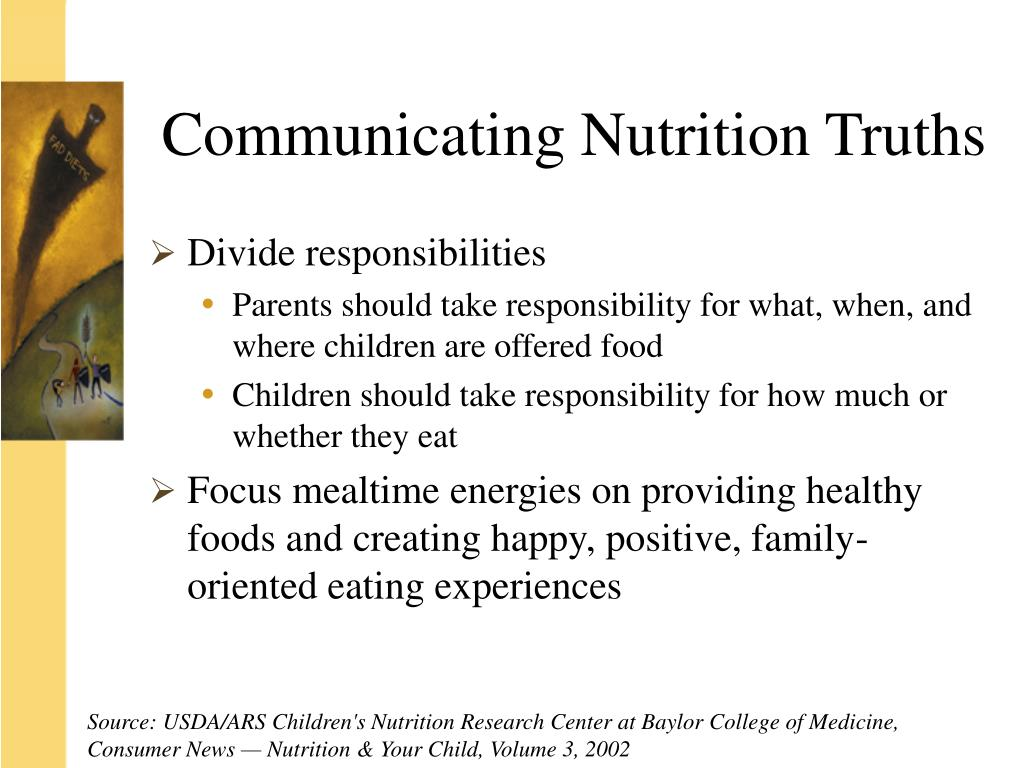 Communicating Nutrition Truths