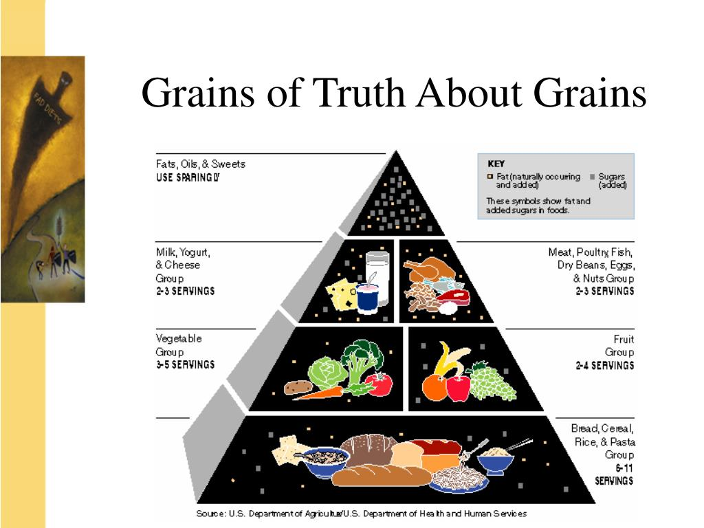 Grains of Truth About Grains