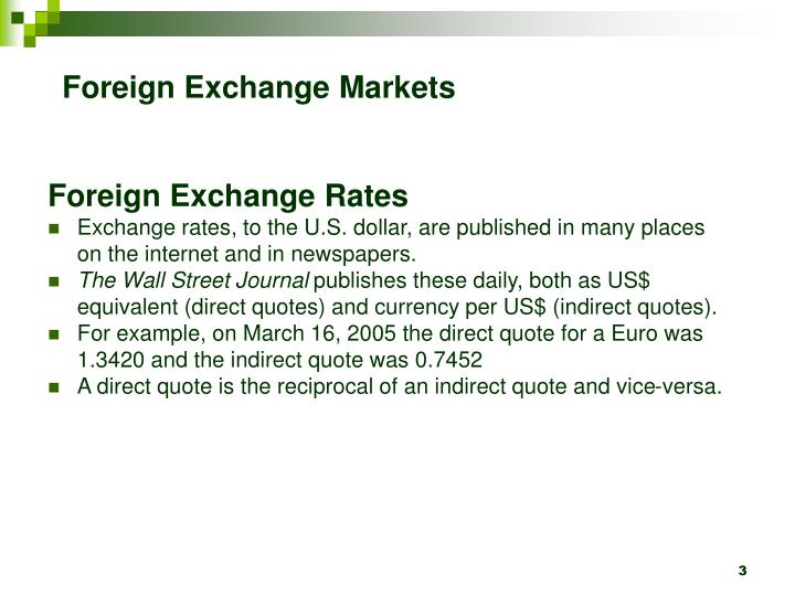 Foreign exchange markets l.jpg