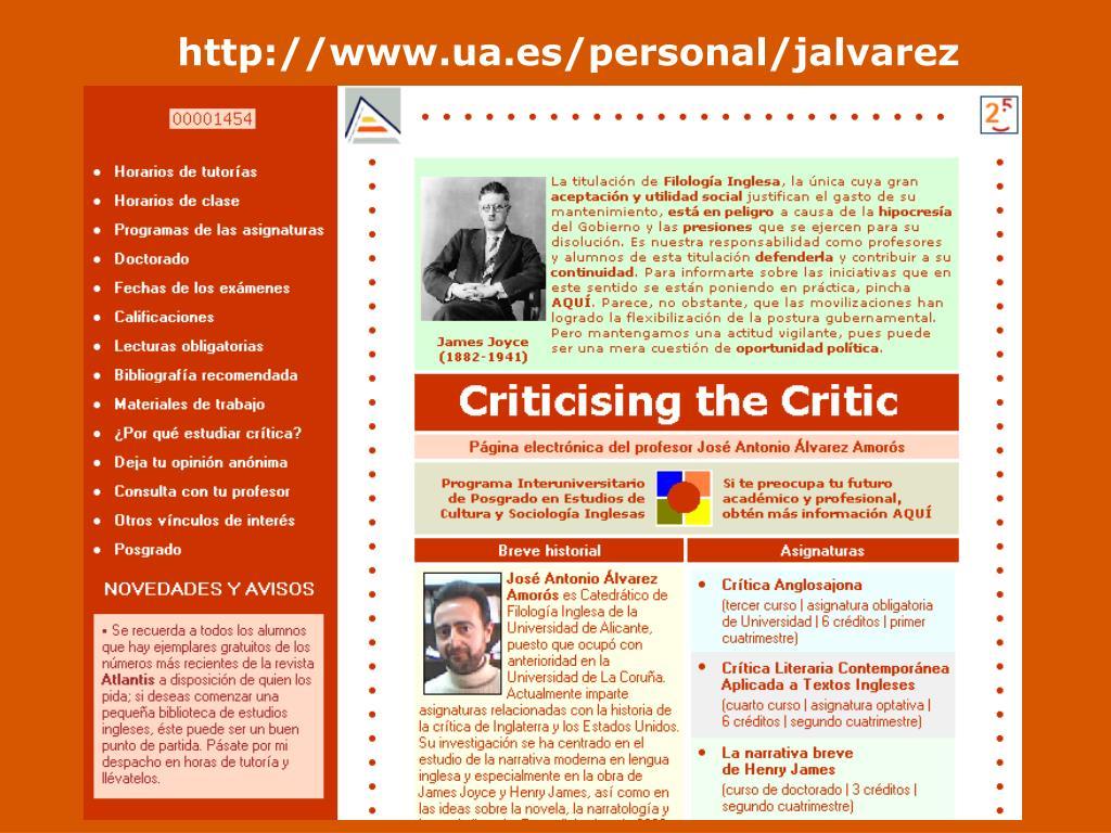 http://www.ua.es/personal/jalvarez