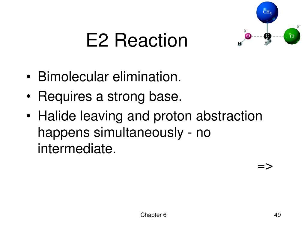 E2 Reaction