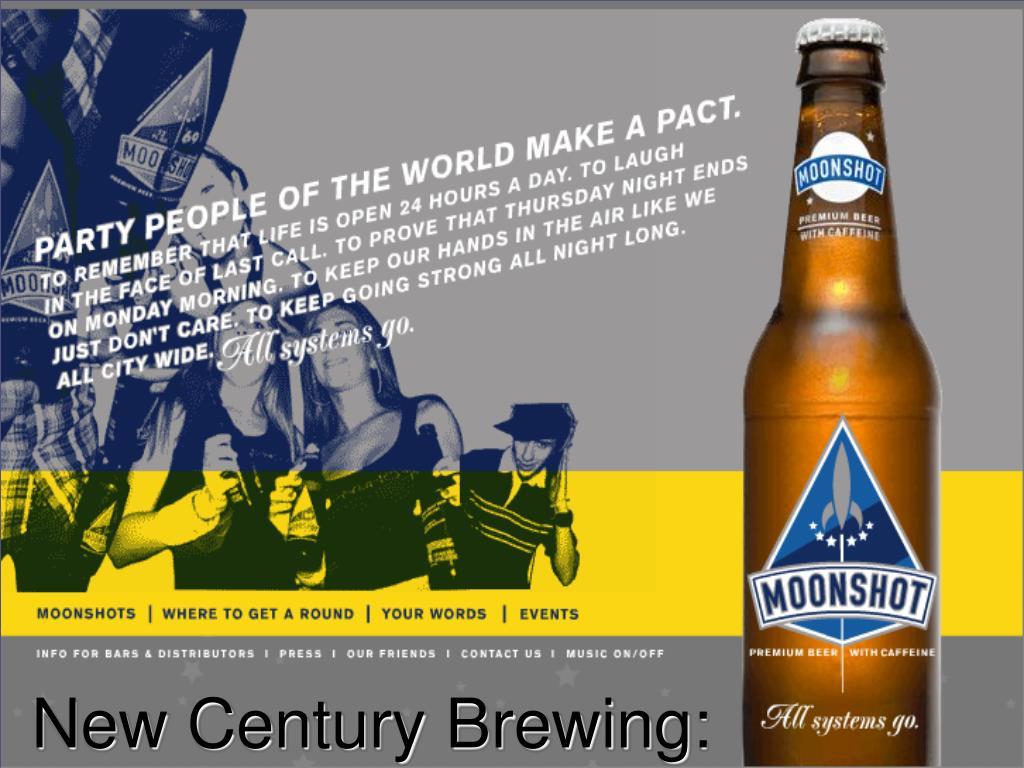 New Century Brewing: