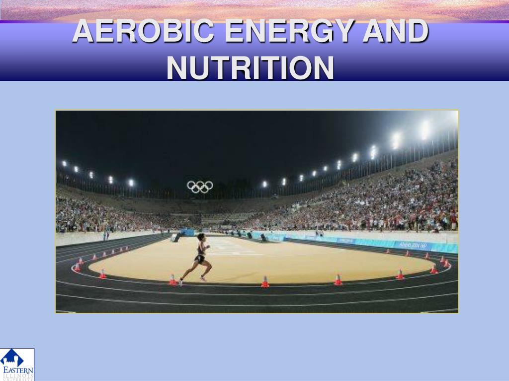 AEROBIC ENERGY AND NUTRITION