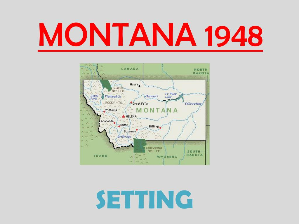 'montana 1948' is about the choices Montana 1948 by larry watson racism power and corruption the perfect choice for white people to point at as an example of what indians could be.