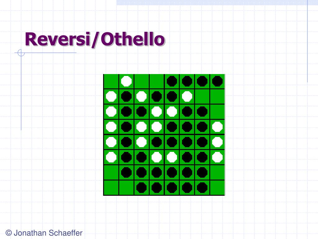 Reversi/Othello