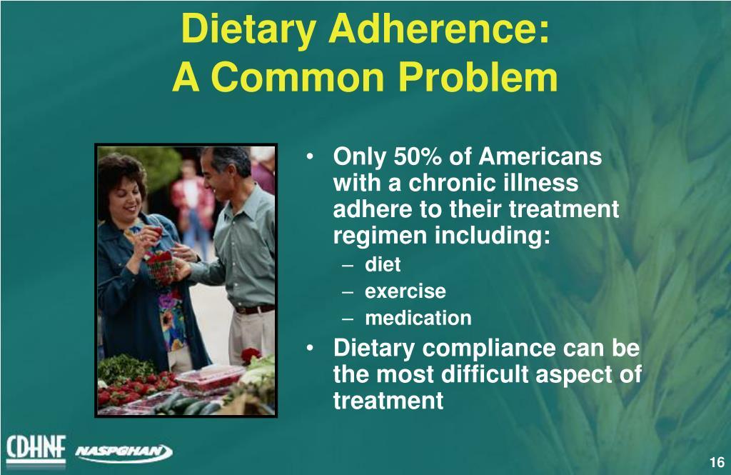 Dietary Adherence: