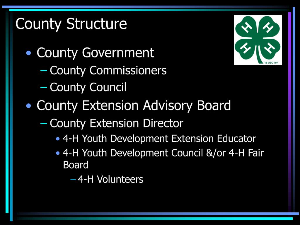 County Structure