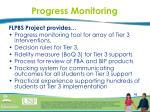 progress monitoring42