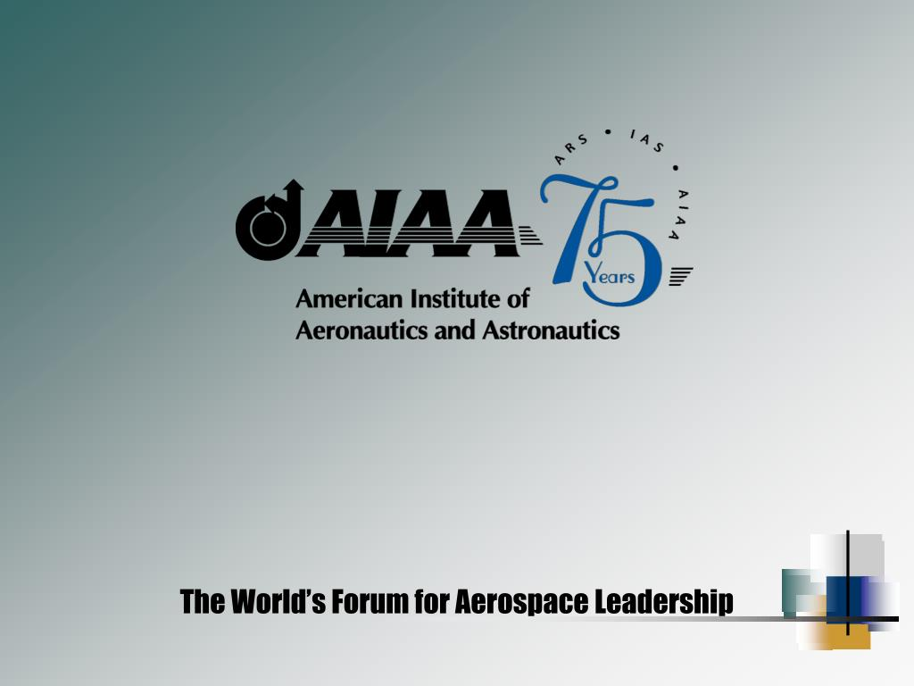The World's Forum for Aerospace Leadership
