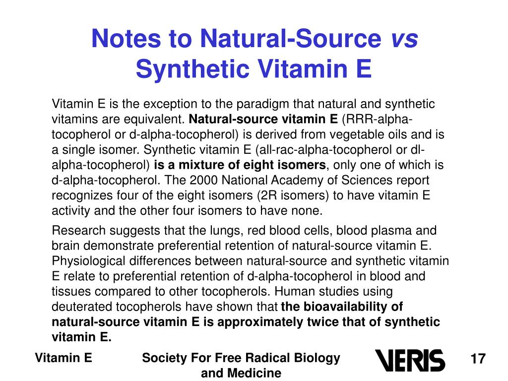 Notes to Natural-Source