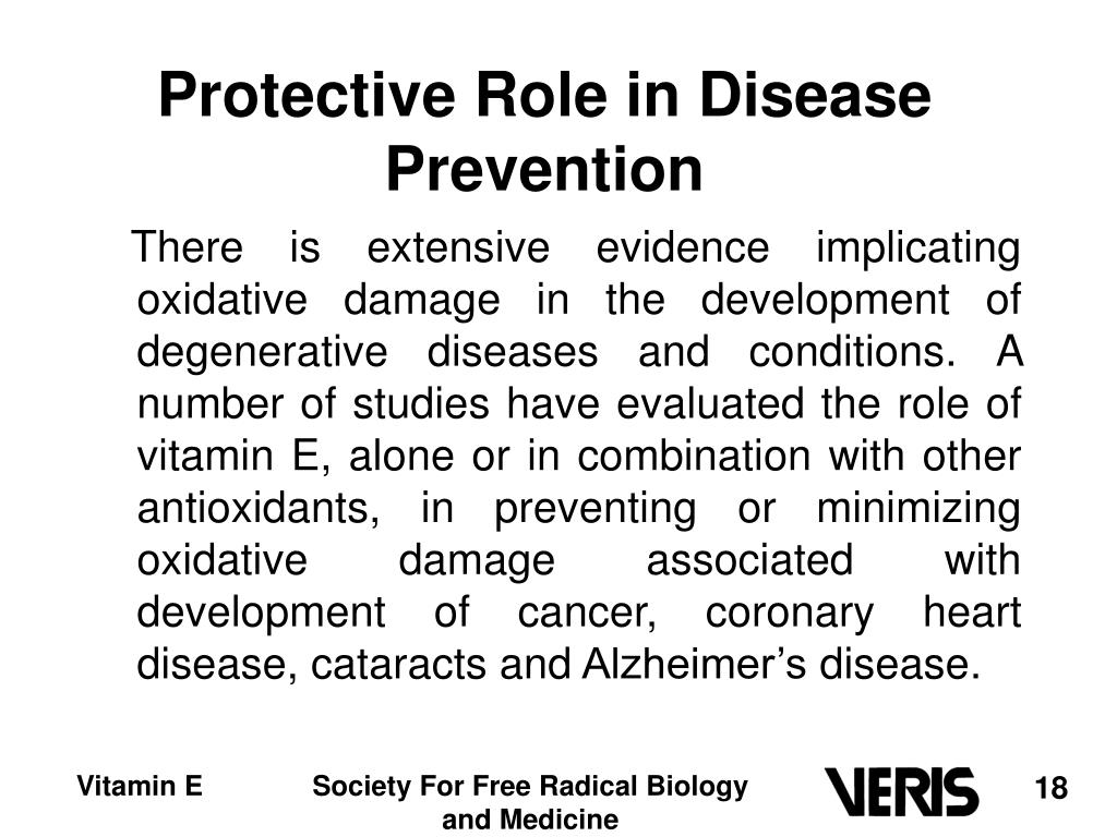 Protective Role in Disease Prevention