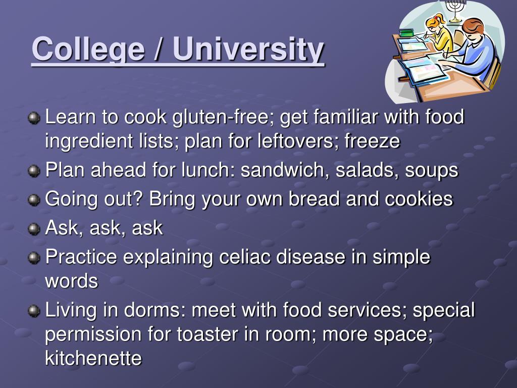 College / University