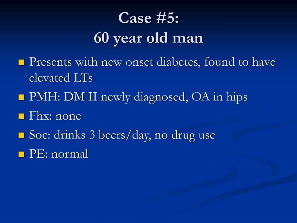 Case #5: