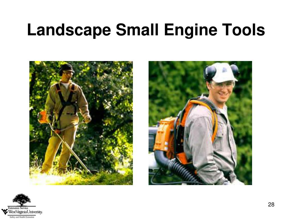 Landscape Small Engine Tools