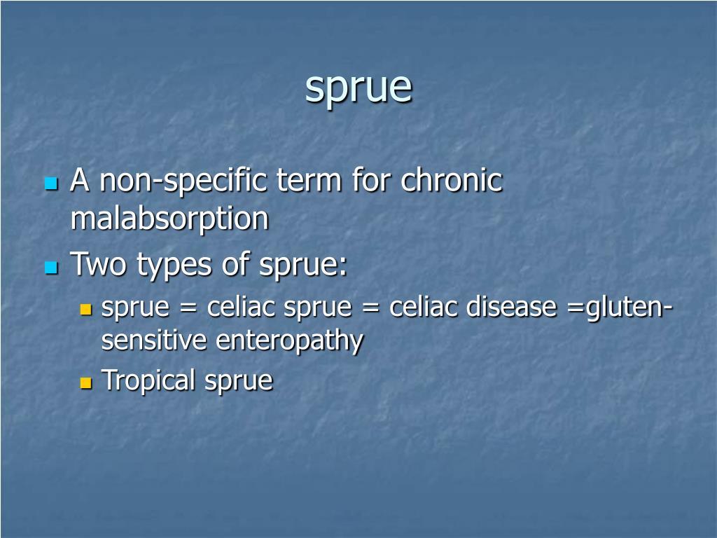 sprue