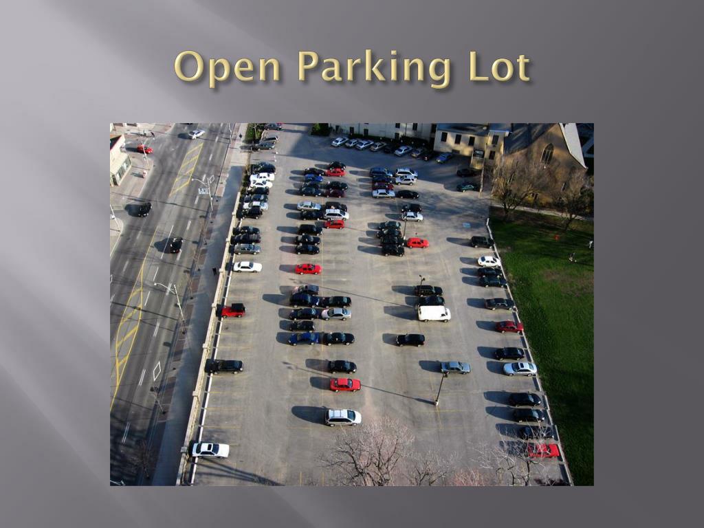 Open Parking Lot