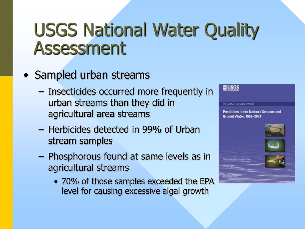 USGS National Water Quality Assessment