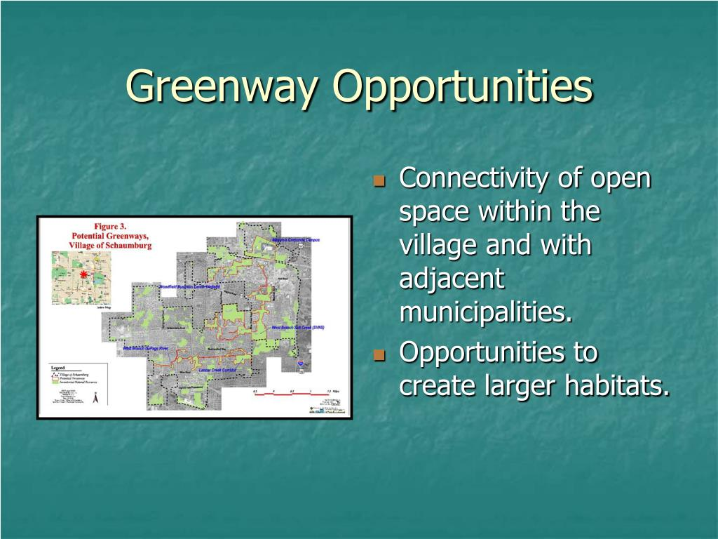 Greenway Opportunities