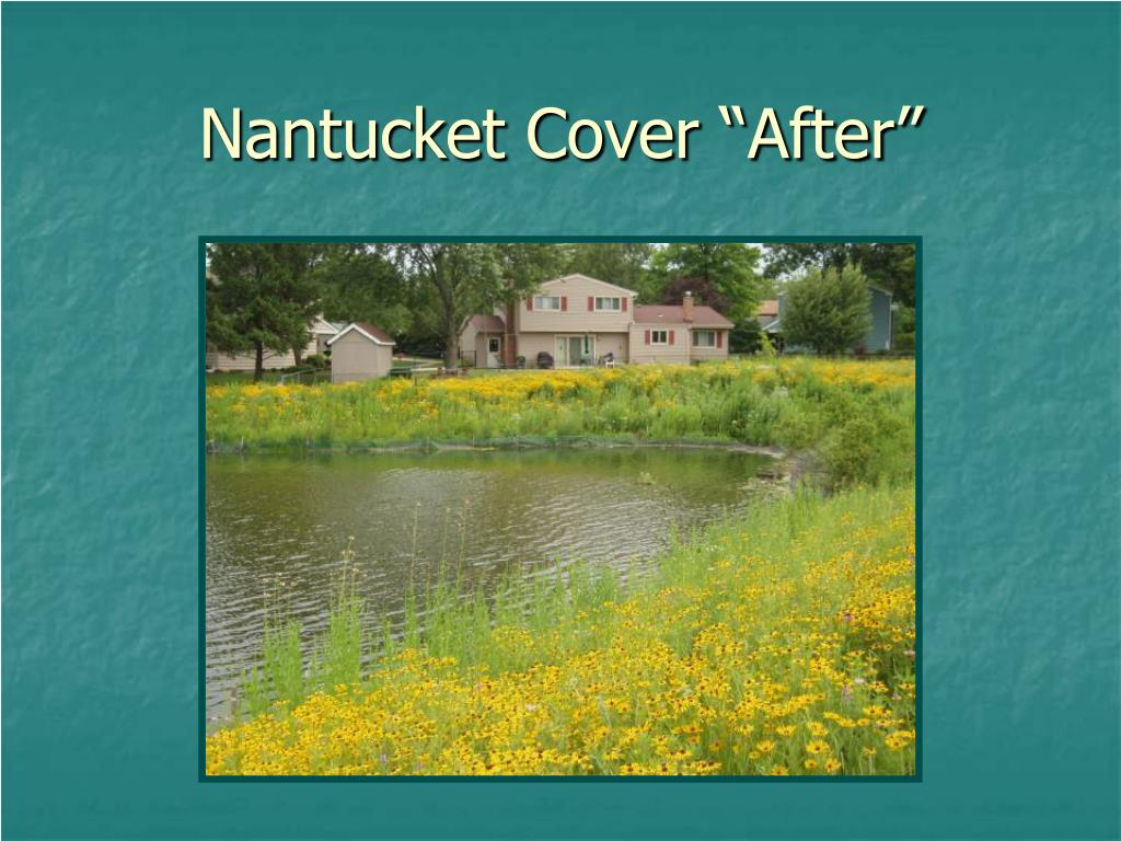 "Nantucket Cover ""After"""