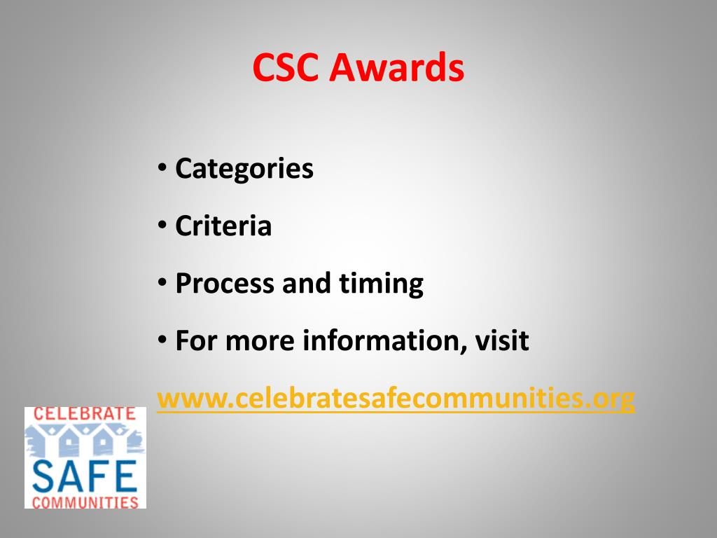 CSC Awards