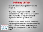 defining cpted