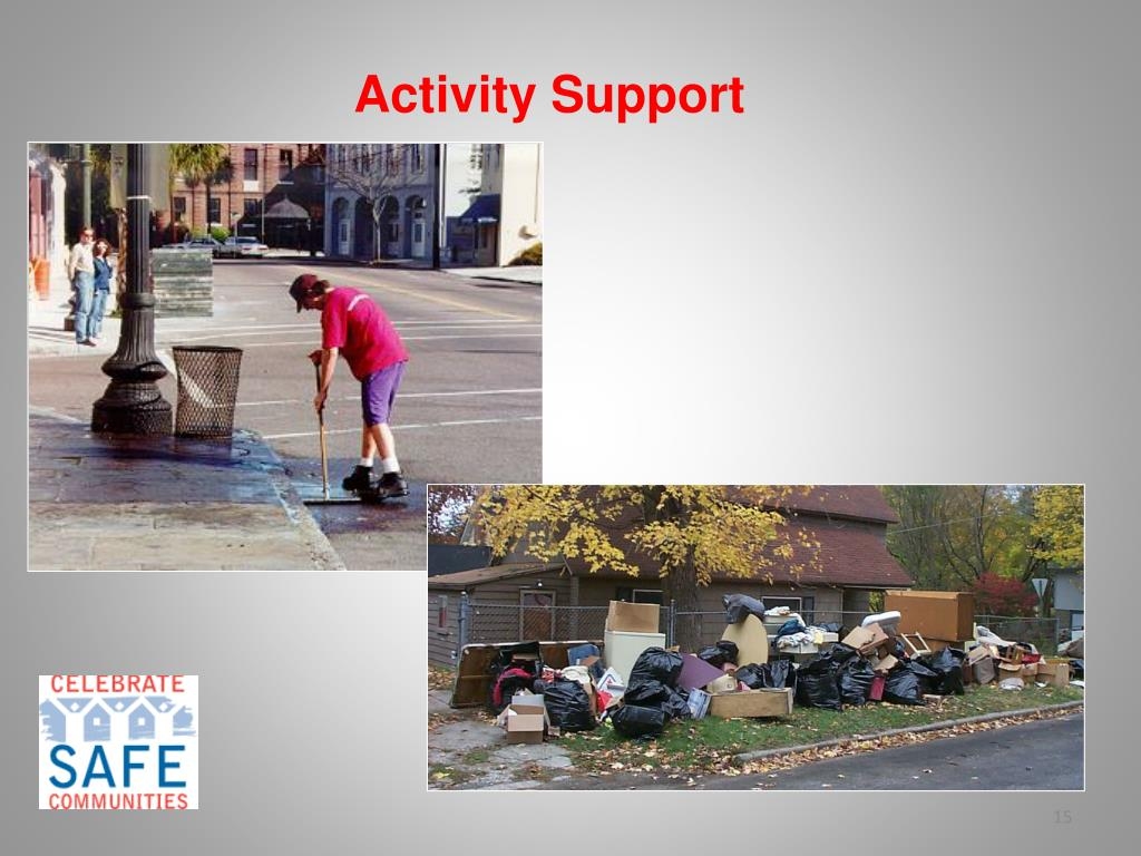 Activity Support