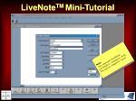 livenote tm mini tutorial28