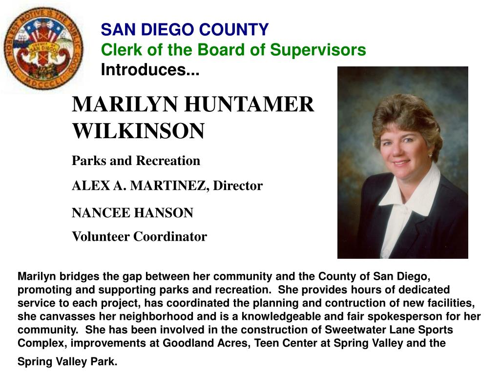 MARILYN HUNTAMER WILKINSON