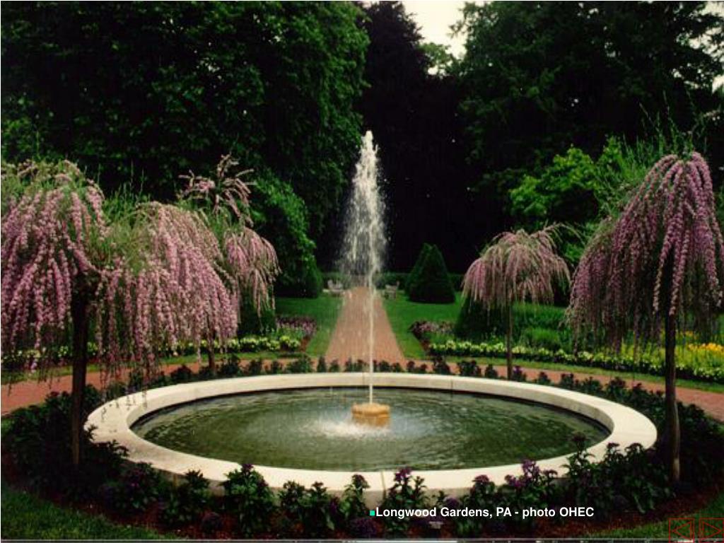 Longwood Gardens, PA - photo OHEC
