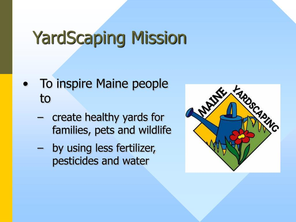 YardScaping Mission