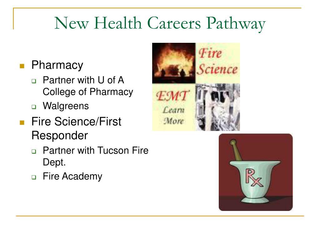 New Health Careers Pathway