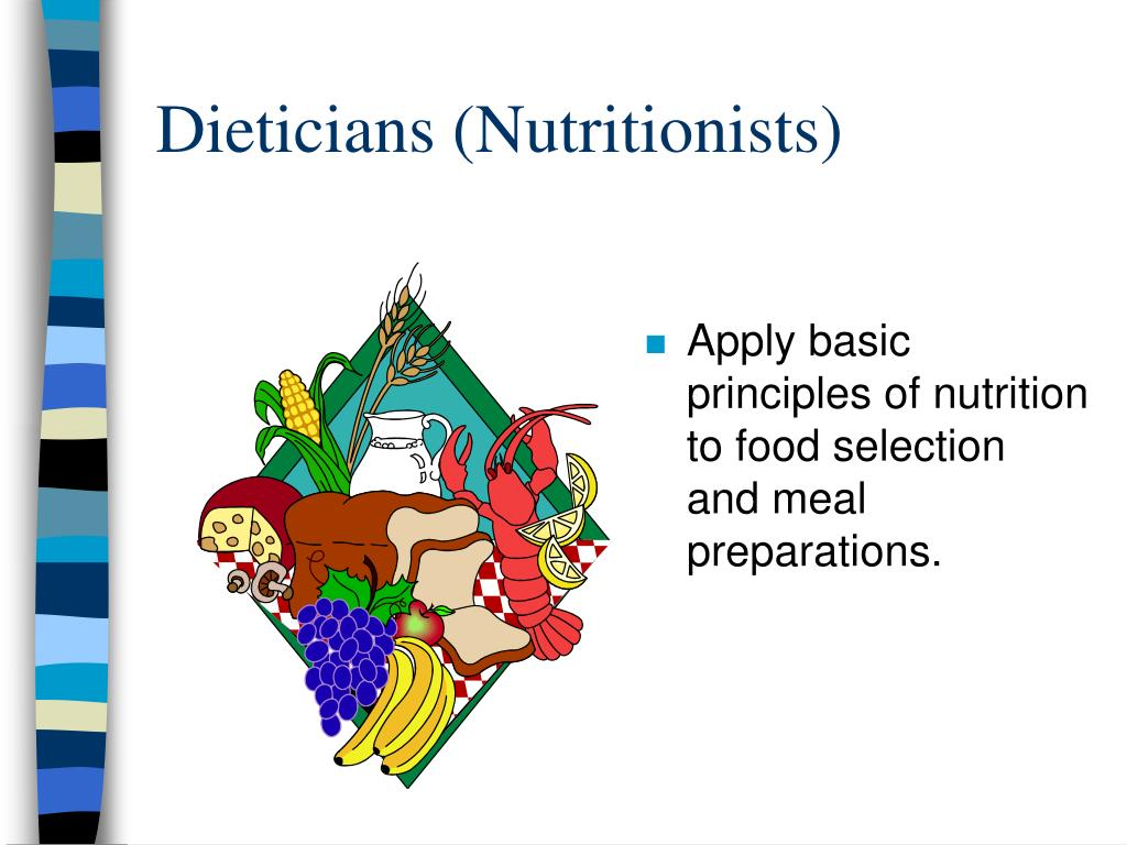 Dieticians (Nutritionists)