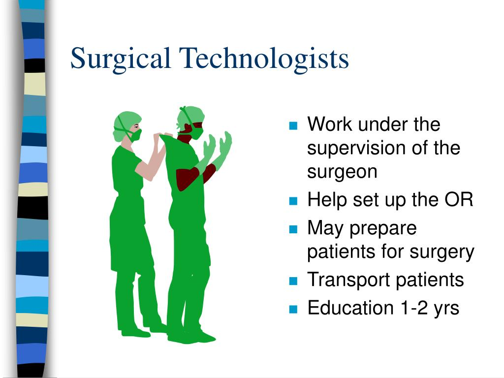 Surgical Technologists