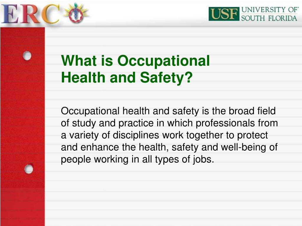 What is Occupational