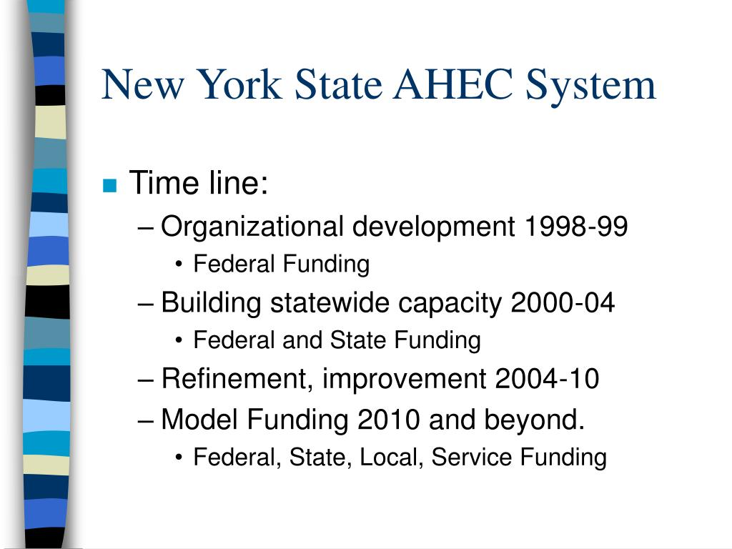 New York State AHEC System