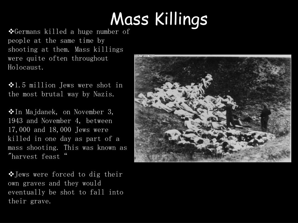 Mass Killings