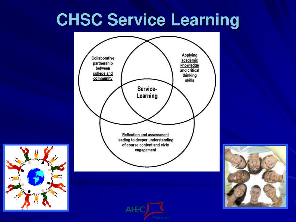 CHSC Service Learning