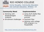corine doughty community education and contract education whittier ca
